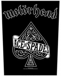 MOTORHEAD: Ace Of Spades (hátfelvarró / backpatch)