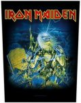 IRON MAIDEN: Live After Death (hátfelvarró / backpatch)