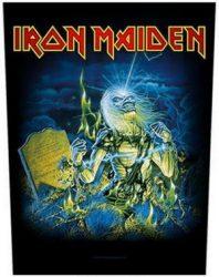 IRON MAIDEN: Live After Death (hátfelvarró / backpatch)