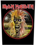 IRON MAIDEN: Iron Maiden (hátfelvarró / backpatch)