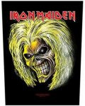 IRON MAIDEN: Killers   Eddie (hátfelvarró / backpatch)