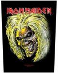 IRON MAIDEN: Killers   Eddie (hátfelvarró / backpatch)