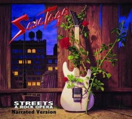 SAVATAGE: Street (2CD, narrated version)