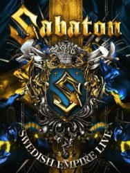 SABATON: Swedish Empire (2DVD, 382', kódmentes)