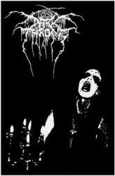 DARKTHRONE: Transilvanian Hunger (zászló)