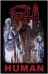 DEATH: Human (zászló)