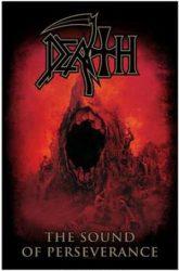 DEATH: Sound Of Perseverance (zászló)