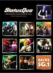 STATUS QUO: Live At Wembley 2013 (Blu-ray+CD, 89', kódm.)