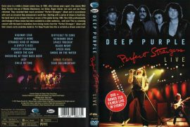 DEEP PURPLE: Perfect Strangers Live (2CD+DVD,141')