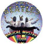 BEATLES: Magical Mystery Tour (jelvény, 2,5 cm)