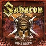 SABATON: The Art Of War (CD, +4 bonus)