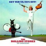 ROLLING STONES: Get Yer Ya-Ya's Out (LP)