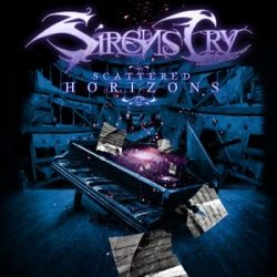 SIREN'S CRY: Scattered Horizons (CD)