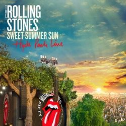 ROLLING STONES: Sweet Summer Sun (DVD+2CD, 132', kódmentes)