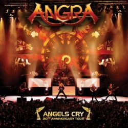 ANGRA: Angels Cry (20th Anniv.Live) (2CD)
