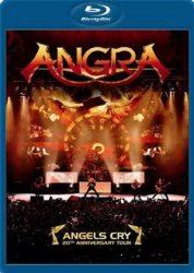 ANGRA: Angels Cry (20th Anniv. Live) (Blu-ray, 126', kódmentes)