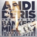 ANDI DERIS: Million Dollar Haircuts... (CD)