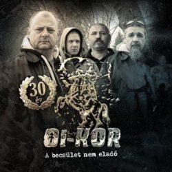 OI-KOR: A becsület nem eladó (CD, +koncert DVD)