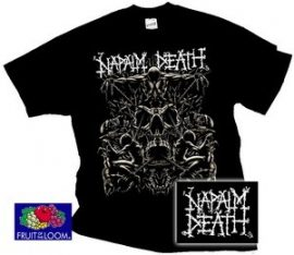 NAPALM DEATH: Chained Slaves (póló)