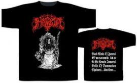 IMMORTAL: Throne (póló)