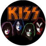 KISS: Solos (jelvény, 2,5 cm)