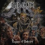 ICED EARTH: Plagues Of Babylon (CD)