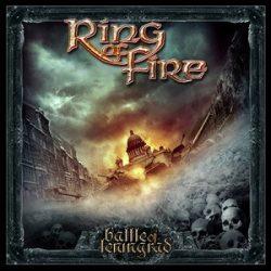 RING OF FIRE: Battle Of Leningrad (CD)