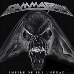 GAMMA RAY: Empire Of The Undead (CD) (akciós!)