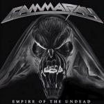 GAMMA RAY: Empire Of The Undead (CD) (akciós!)