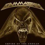GAMMA RAY: Empire Of The Undead (vinyl)