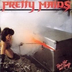 PRETTY MAIDS: Red, Hot And Heavy (CD) (akciós!)