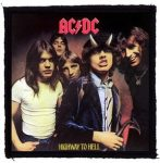 AC/DC: Highway To Hell (95x95) (felvarró)