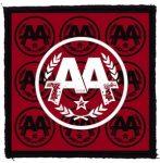 ASKING ALEXANDRIA: AA Logo (95x95) (felvarró)
