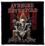 AVENGED SEVENFOLD: Hail To The King (95x95) (felvarró)