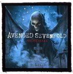 AVENGED SEVENFOLD: Nightmare (95x95) (felvarró)