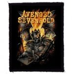 AVENGED SEVENFOLD: The King (80x95) (felvarró)