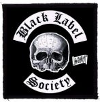 BLACK LABEL SOCIETY: SDMF (95x95) (felvarró)