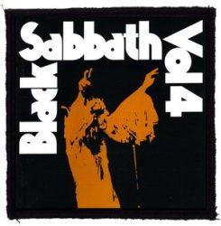 BLACK SABBATH: Vol.4. (95x95) (felvarró)