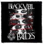 BLACK VEIL BRIDES: Eyes (95x95) (felvarró)