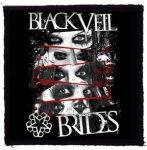 BLACK VEIL BRIDES: Eyes (95x95) (felvarró)