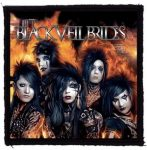 BLACK VEIL BRIDES: Set The World (95x95) (felvarró)