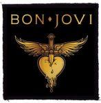 BON JOVI: Heart (95x95) (felvarró)