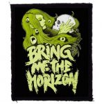 BRING ME THE HORIZON: Green (80x95) (felvarró)