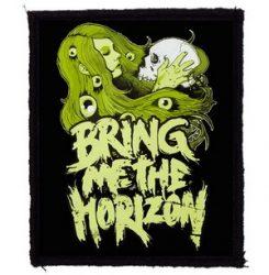 BRING ME THE HORIZON: Green (80x95) (felvarró)