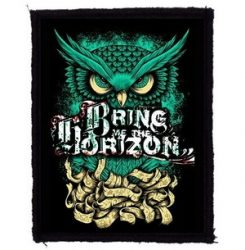 BRING ME THE HORIZON: Owl  (75x95) (felvarró)