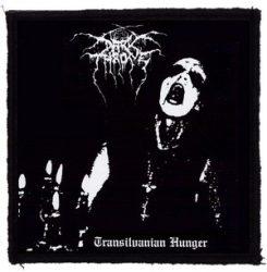 DARKTHRONE: Transilvanian (95x95) (felvarró)