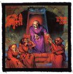 DEATH: Scream Bloody (95x95) (felvarró)