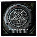 DIMMU BORGIR: Logo (95x95) (felvarró)