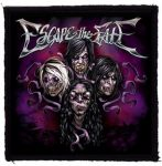 ESCAPE THE FATE: This War (95x95) (felvarró)