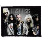 GUNS N' ROSES: Band (95x75) (felvarró)